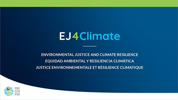 Lanza CCA de América del Norte programa de subvenciones EJ4Climate