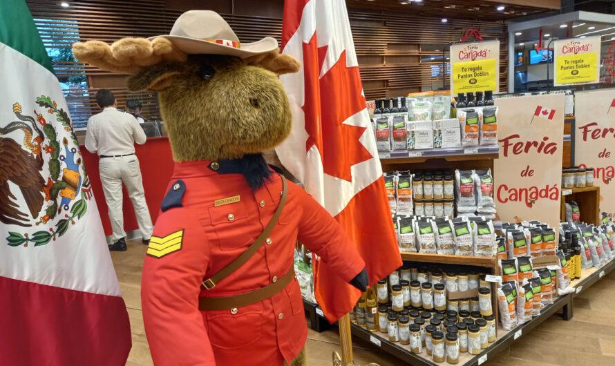 Segunda feria de Canadá llega a Soriana