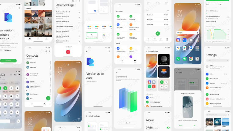 Oppo lanza ColorOS 12 basado en Android 12